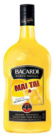 Bacardi Mai Tai Rtd